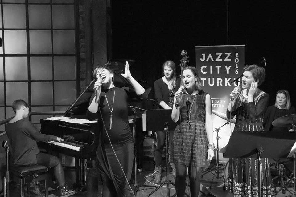 Jazz Sisters 2016